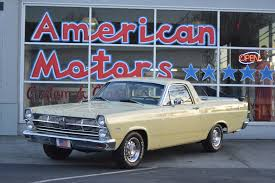 100 Ranchero Truck PreOwned 1967 Ford Fairlane In San Jose AM4220 Stevens