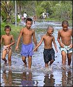 Tuvalu That Sinking Feeling by Bbc News Asia Pacific Sinking Feeling In Tuvalu