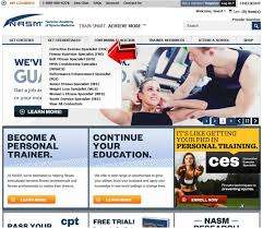 Fitness Nutrition Specialist From NASM | Coupon Code