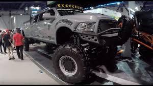 100 Truck Axles Dodge Ram With MRAP Axles SEMA Show Las Vegas YouTube