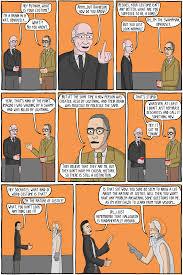 Halloween Jokes For Adults by Simone De Beauvoir Existential Comics