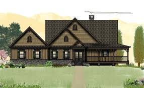 Simple Rustic House Plans Baby With Porches Our