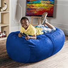Jaxx Sac Bean Bag Chair by Jaxx 4 U0027 Lounger Bean Bag Chair Free Shipping Today Overstock