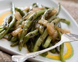 recette haricots verts