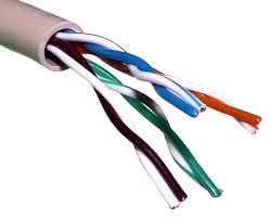 Lista Ul Utp Cat5e Cable Lan Rj45 Red Ethernet De Par Trenzado De