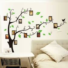 Wall Art Designs Inspirations With Fabulous Drawing Decoration Bedroom Images Ideas Family Mural Tree Curved Branches Model And Using Black Paint Fir Draw