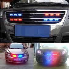 54 LED Car Truck Strobe Emergency Warning Strobe Lights Bars Deck ...