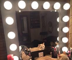 makeup mirror with light bulbs australia tag makeup vanity mirror