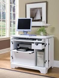 bureau ordinateur blanc bureau informatique blanc table bureau bureau ordinateur blanc laque