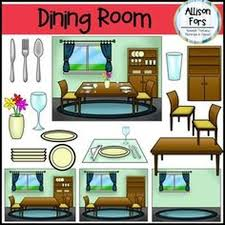 28 Collection Of Dining Room Clipart For Kids On Things In