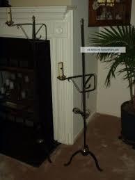 Wrought Iron Rustic Floor Lamp 5