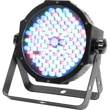 American DJ Mega Par Profile Plus RGB UV MEGA PAR PROFILE PLUS