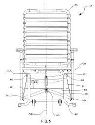 Shermag Rocking Chair Assembly by Patent Us7334840 Glider Chair With Self Locking Mechanism