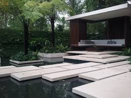 Pond With Stepping Stones And Seating Area   Jamieson   Pinterest ... Garden With Tropical Plants And Stepping Stones Good Time To How Lay Howtos Diy Bystep Itructions For Making Modern Front Yard Designs Ideas Best Design On Pinterest Backyard Japanese Garden Narrow Yard Part 1 Of 4 Outdoor For Gallery Bedrock Landscape Llc Creative Landscaping Idea Small Stone Affordable Path Family Hdyman Walkways Pavers Backyard Stepping Stone Lkway Path Make Your