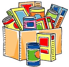 Non Perishable Food Clipart Free ClipartXtras