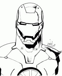 Book Iron Man Suit Coloring Pages Kids Colouring 131122