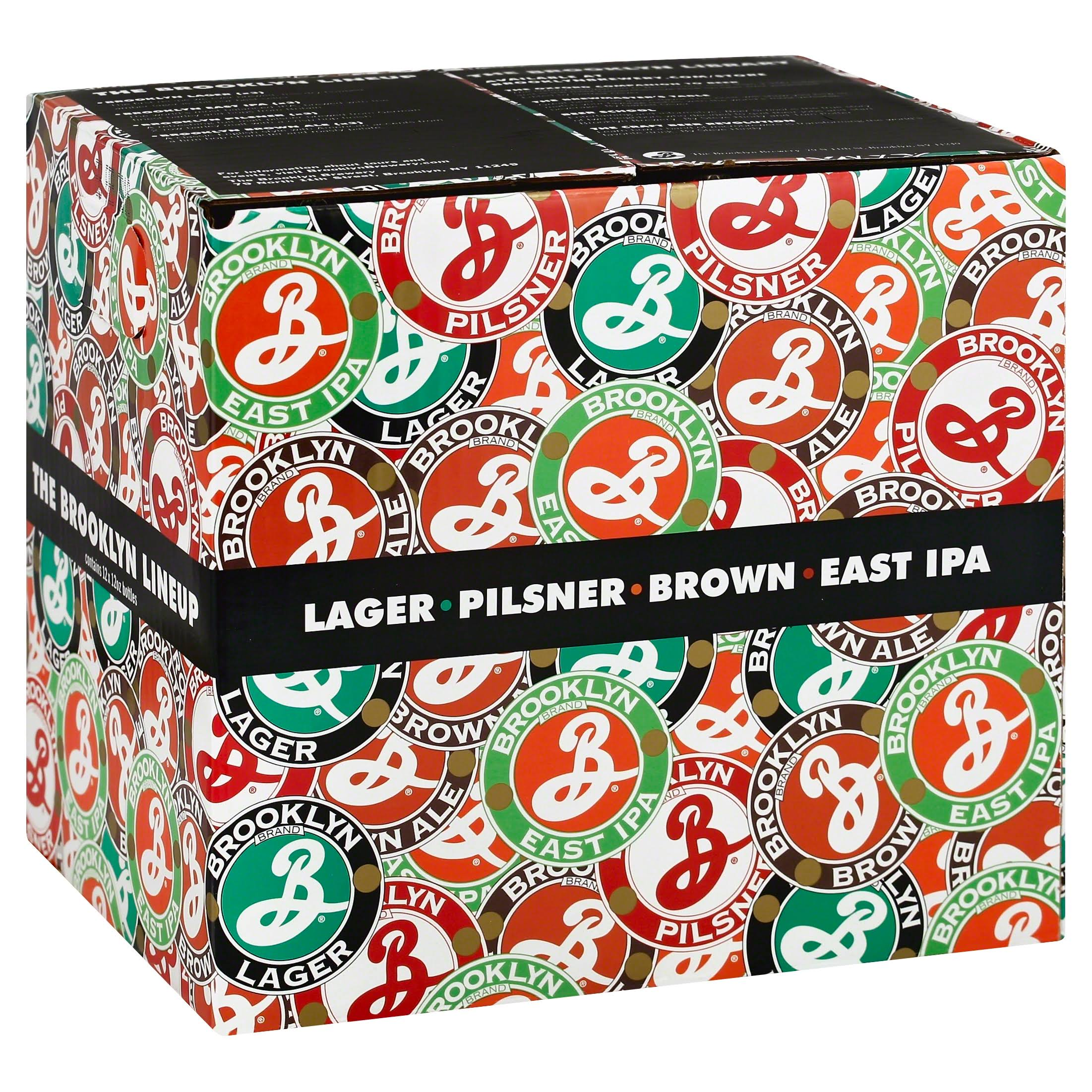 Brooklyn Brewing Variety Beer - 12oz, 12 Pack