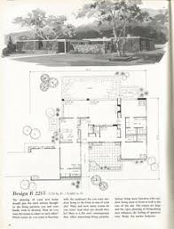 The Retro Home Plans by Vintage House Plans Vacation Homes 1960s Small Tiny Houses