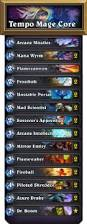 Malygos Deck August 2017 by The Complete Tempo Mage Guide