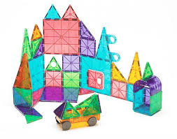 magnatiles magnetic construction sets hugs for kids