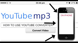 How to audio from youtube to your iphone