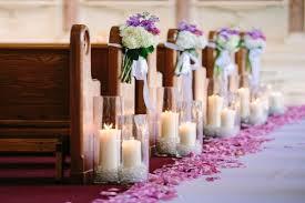 Church Wedding Decorations Ideas Pews 1766