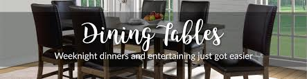 Dining Tables | Levin Furniture