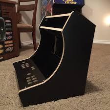 Diy Arcade Cabinet Flat Pack by Diy Arcade Kits U2013 Play The Classics At Home