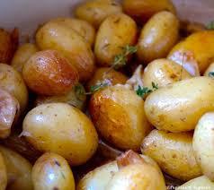cuisiner la pomme de terre pommes de terre grenaille à la cocotte