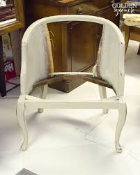 Recaning A Chair Back by Tufted Cane Chair Tutorial How To Take It Apart The Golden