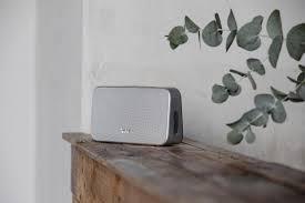 bluetooth lautsprecher mit schönem design schöner wohnen