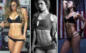 ANLLELA SAGRA Fitness Motivation Hobbyearth