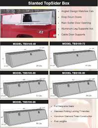 Unique Slanted Standard Topsider | Жип | Pinterest | Truck Tool Box ...