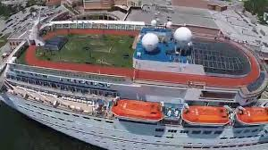 Carnival Paradise Cruise Ship Sinking by Carnival Cruise Line Tampa Looks Punchaos Com