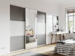 placard chambre adulte portes de placard coulissantes de chambre sur mesure