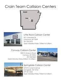 100 Craigslist Little Rock Cars And Trucks Find Auto Body Shops Near Sherwood The Crain Collision Centers