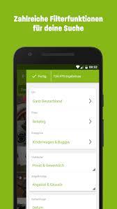 ebay kleinanzeigen dein marktplatz التطبيقات على