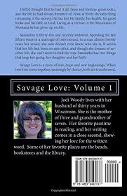 Savage Love Jodi Woody 9781483940137 Amazon Books