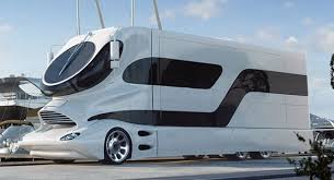 3 Million EleMMent PALAZZO RV Is A Super Luxurious Yacht On Wheels W Video