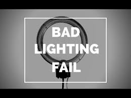 WARNING THE WORST RING LIGHT EVER PRO MAKEUP VIDEO REVIEW