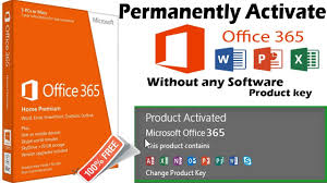 Permanently Activate fice 365 ProPlus for FREE without any