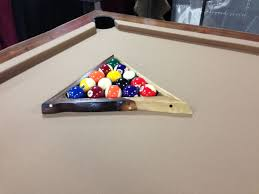 Dining Room Pool Table Combo by Custom Made Walnut Slab Pool Table With Metal Legs By Saw Tooth
