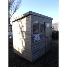 6 X 5 Apex Shed by Garden Sheds Manufactured In Northallerton North Yorkshire By Sam