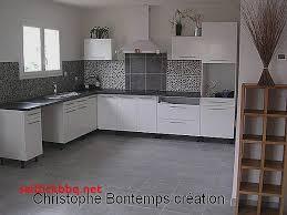 beton ciré mur cuisine l gant beton cire carrelage mural cuisine pour idees de deco sur
