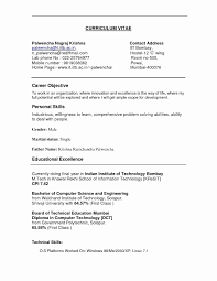 Example Skills For Resume New Personal In Examples Of Resumes Skill