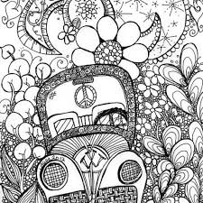 Free Doodle Art To Print And Color