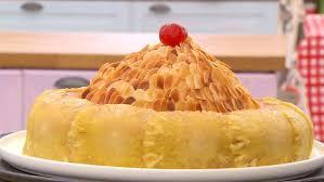 recette de cuisine m6 l ananas bourdaloue 4ème épreuve technique le meilleur pâtissier