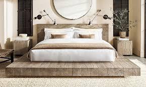 rooms rh bed decor restoration hardware bedding