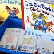 Little Blue Truck's Christmas Craft | The Mama Workshop Little Blue Truck Party Favors Supplies Trucks Christmas Throw A The Book Chasing After Dear Board Alice Schertle Jill Mcelmurry Darlin Designs The Halloween And Garland Craft Book Nerd Mommy Acvities This Home Of Mine Little Blue Truck Childrens Books Read Aloud For Kids Number Games Based On Birthday Package Crowning Details Vimeo Story Play Teach Beside Me