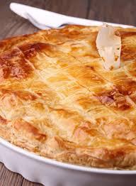 cuisiner cepes frais recette tarte aux gésiers et chignons